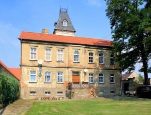 Großgräfendorf, Gutshof