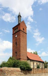 Großkugel, Ev. Kirche St. Moritz