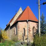 Großlöbichau, Ev. Pfarrkirche