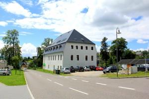 Großrückerswalde, Rittergut Rückerswalde
