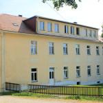 Rittergut Großschirma, Herrenhaus
