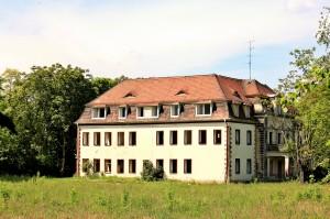 Das Herrenhaus in Großstädteln (2014)