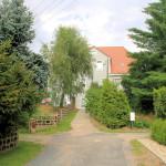 Rittergut Großsteinbach, Herrenhaus
