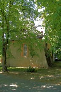 Großtreben, Ev. Pfarrkirche