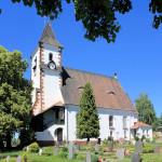 Großweitzschen, Ev. Pfarrkirche