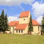 Großwig, Ev. Pfarrkirche