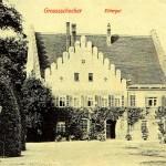 Rittergut Großzschocher, Pächterhaus um 1908