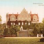 Rittergut Großzschocher, Herrenhaus um 1908