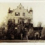 Rittergut Großzschocher, Herrenhaus vor 1945
