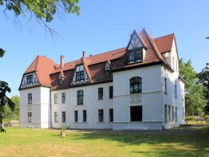 Rittergut Güntheritz, Herrenhaus