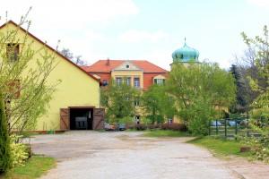 Gundorf, Schloss
