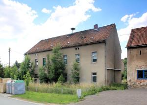 Rittergut Hahnefeld, Herrenhaus