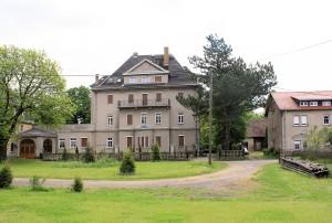Rittergut Haida, Herrenhaus