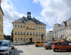 Rathaus Hainichen