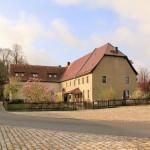 Hainspitz, Rittergut