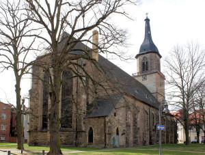 Haldensleben, Ev. Stadtkirche St. Marien und Johannes der Täufer