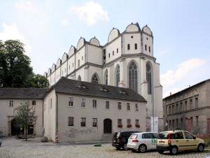 Halle/Saale, Pfarrkirche der Ev. Reformierten Domgemeinde