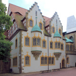 Schloss Moritzburg Halle/Saale, Museumsbau