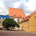 Schloss Moritzburg Halle/Saale, Schlosskapelle