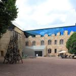 Schloss Moritzburg Halle/Saale, Nordflügel