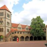 Schloss Moritzburg Halle/Saale, Torturm
