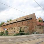 Neue Residenz Halle/Saale (Zustand Juli 2015)
