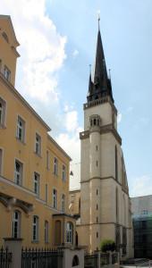 Halle/Saale, Kath. Probsteikirche St. Franziskus und St. Elisabeth