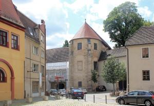 Halle/Saale, Kapelle Allerheiligen (Neue Residenz)