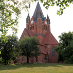 Paulusviertel, Ev. Pauluskirche