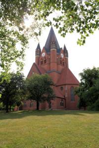 Halle/Saale, Ev. Pauluskirche