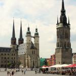 Altstadt, Roter Turm (alte Marienkirche)