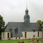 Helbigsdorf, Ev. Pfarrkirche