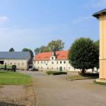 Rittergut Hirschfeld, Wirtschaftsgebäude