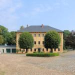 Rittergut Hirschfeld, Herrenhaus