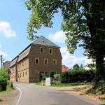 Rittergut Höfchen, Herrenhaus Straßenseite