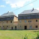 Rittergut Höfchen, Herrenhaus Hofseite
