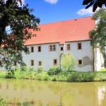 Rittergut Hof, Altes Schloss (Renaissanceschloss)