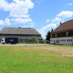 Rittergut Hof, Wirtschaftsgebäude