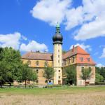Rittergut Hof, Neues Schloss (Gde. Naundorf)