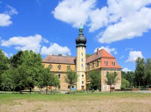 Rittergut Hof, Neues Schloss (Barockschloss)