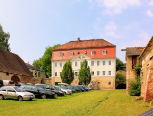 Hohenfichte, Rittergut