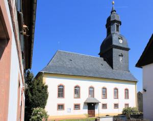 Hohenkirchen, Ev. Pfarrkirche