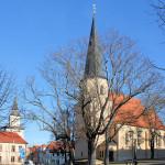 Hohenmölsen, Ev. Stadtkirche St. Petri