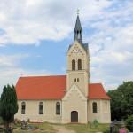 Hohenprießnitz, Ev. Pfarrkirche