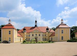 Rittergut Hohenprießnitz, Schloss