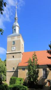 Hohenwussen, Ev. Pfarrkirche
