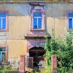 Rittergut Hohnstädt, Herrenhaus, Portal