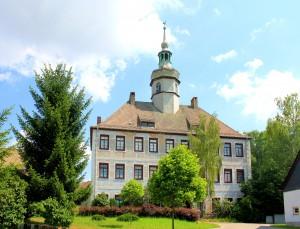 Hopfgarten, Rittergut