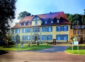 Hütscheroda, Rittergut