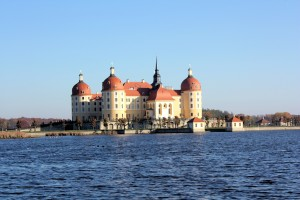 Moritzburg bei Dresden, Jagdschloss